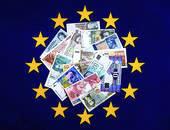 Umtausch Euro, DM Münzen, Geldtausch